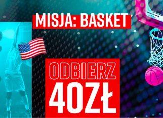 promocja w betclic koszykówka misja: basket